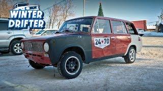 WinterDrifter Vlog. Подготовка к сезону, конфиг 2102. Спонсоры