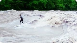 Catch A Wave | Flood Surfing WIN