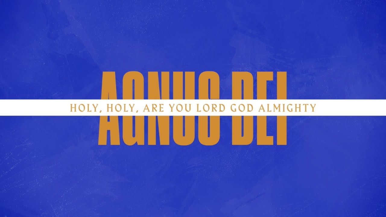 Agnus Dei (Spontaneous) [Official Lyric Video] - LIFE Worship