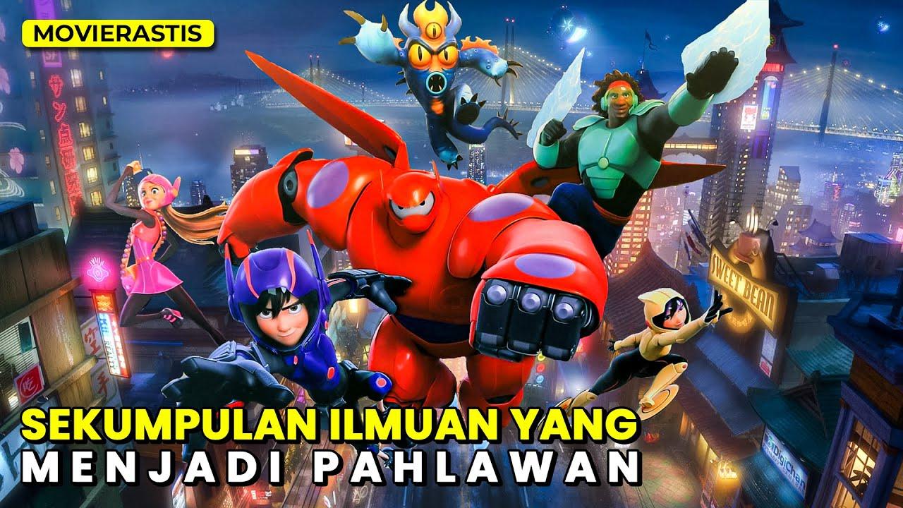 Download TERIMA KASIH UNTUK KALIAN 500K SUBS YA!!! || Alur cerita film BIG HERO 6 (2014)