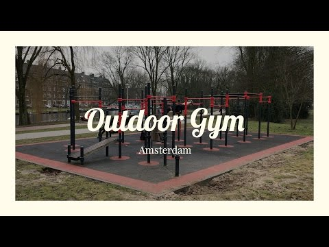Amsterdam Free / Outdoor Gym