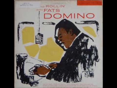 Fats Domino - Rock and Rollin' With Fats Domino - [studio album 01] Imperial LP 9004