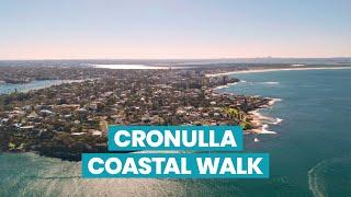 Cronulla Hyperlapse Walk