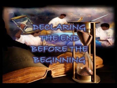 Declaring The End Before The Beginning: Hebrew Israelite: Sabbath