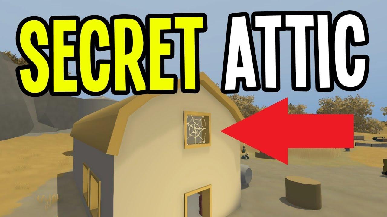 Unturned - FOUND A SECRET BARN ATTIC!! - Greece Map Modded Survival - Ep. 16 & Unturned - FOUND A SECRET BARN ATTIC!! - Greece Map Modded Survival ...