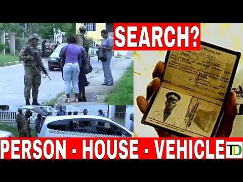 KNOW your RIGHTS when being SEARCHED by POLICE - Teach Dem