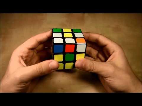 Πώς να λύσετε τον κύβο του Ρούμπικ Μέρος Α'