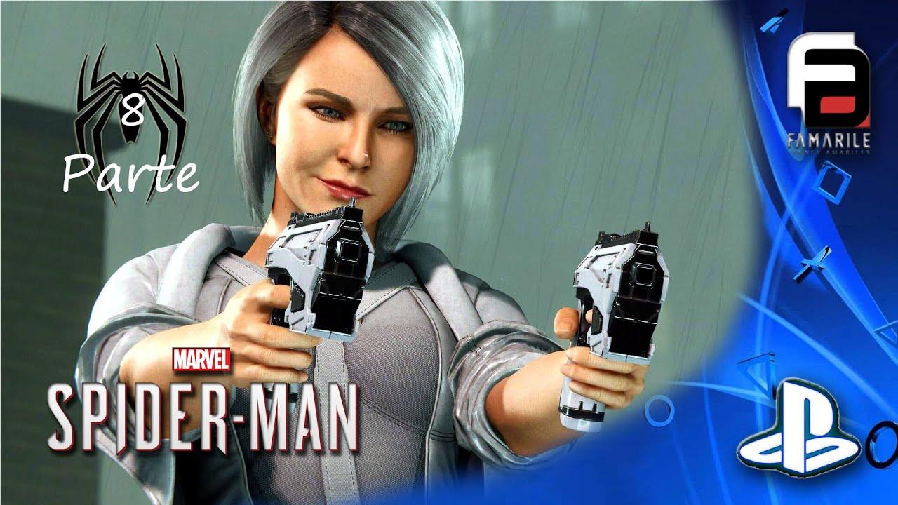 Spiderman PS4 Parte 8 GamePlay No Comentado