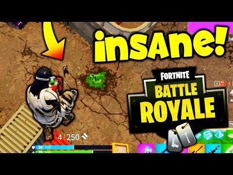 TRICKSHOT FINAL KILL!! (Fortnite Battle Royale)