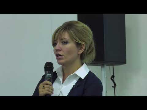 Лекция Элины Сидоренко: «Законодательство в сфере оборота криптовалют»
