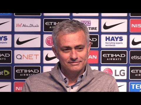 Jose Mourinho Full Pre-Match Press Conference - Manchester United v Swansea