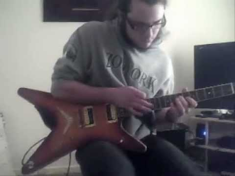 SikTh - How May I Help You? (Guitar Cover)