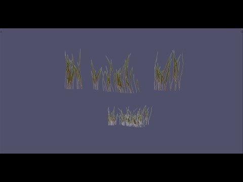 Game Dev - Texturing the pillar in blender and substance painter #blender