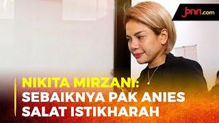 Nikita Mirzani Menentang Keputusan Anies Baswedan Soal PSBB Total - JPNN.com