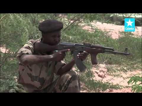 SOMALI NATIONAL ARMY TRANING IN MOGADISHU