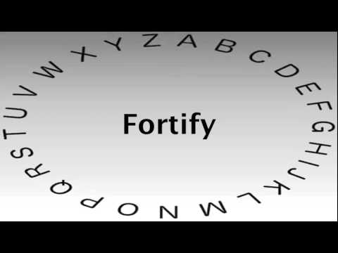 SAT Vocabulary Words And Definitions U2014 Fortify
