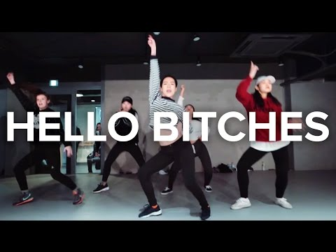 Hello Bitches - CL / Hyojin Choi Choreography