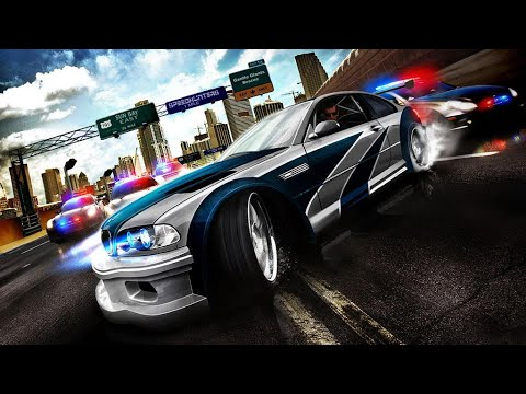 ESCAPING with NFS Most Wanted BEST Car in 4K Surround   police chase  