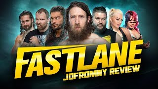 WWE Fastlane 2019 Full Show Review & Results: RONDA ROUSEY CAUSES DQ BETWEEN CHARLOTTE & BECKY LYNCH