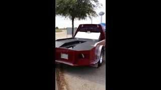 New Ford F550 Laredo Custom Bed Hauler Truck Bed(1)