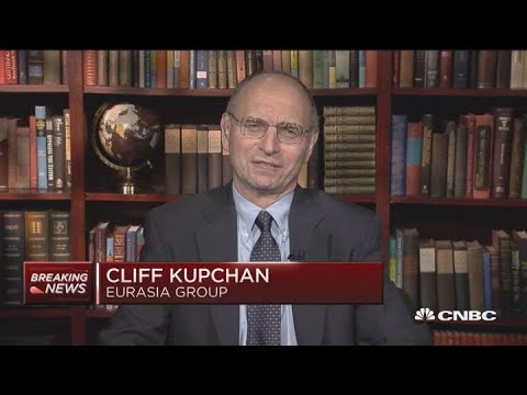 Eurasia Group chair on Iranian cyber threat