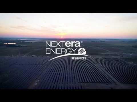NextEra Energy Resources - solar energy shines in Arkansas - YouTube
