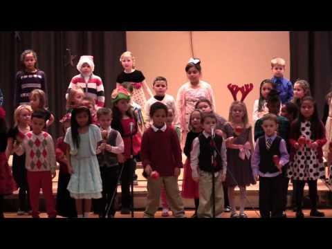 Charles Sumner Holiday Concert 12-17-15