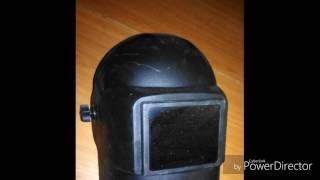 Сварочная маска хамелеон своими руками / Auto Darkening Welding Helmet