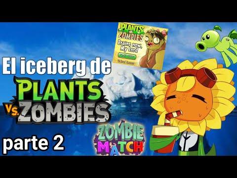 El NUEVO Iceberg de Plants vs Zombies Parte 2
