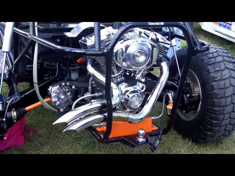 how to build a dune buggy with a motorcycle engine