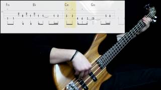 Video No Doubt - Don't Speak (Bass Cover) (Play Along Tabs In Video) download MP3, 3GP, MP4, WEBM, AVI, FLV Agustus 2018