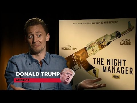 THE NIGHT MANAGER Cast Has Some Opinions on Your Favorite Bad Guys - Nerdist