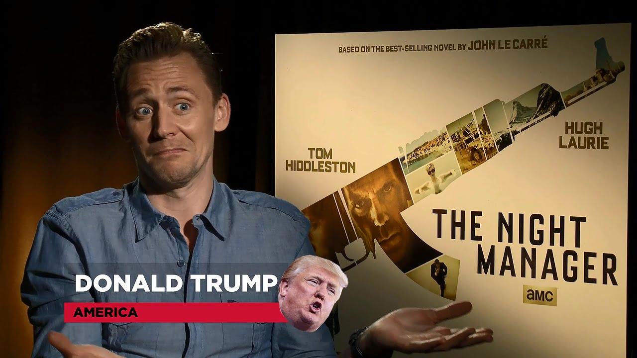 Download THE NIGHT MANAGER Cast Has Some Opinions on Your Favorite Bad Guys - Nerdist