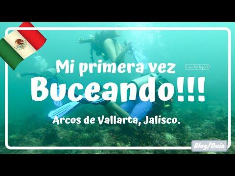 BUCEANDO en Puerto Vallarta, México, JAMÁS PENSÉ que sería tan INCREÍBLE - Luisitoviajero
