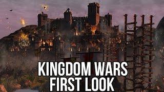 Kingdom Wars (Free MMORTS): Watcha Playin'? Gameplay First Look