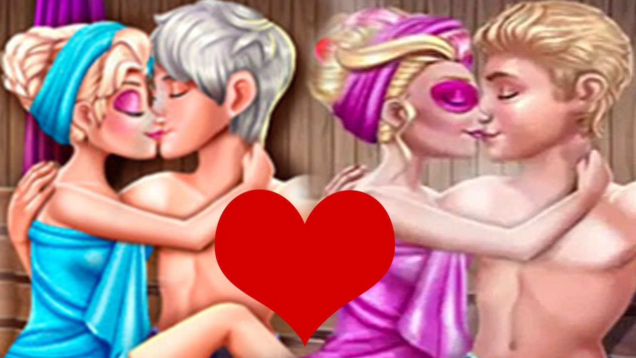 Barbie Kissing Games - My Games 4 Girls