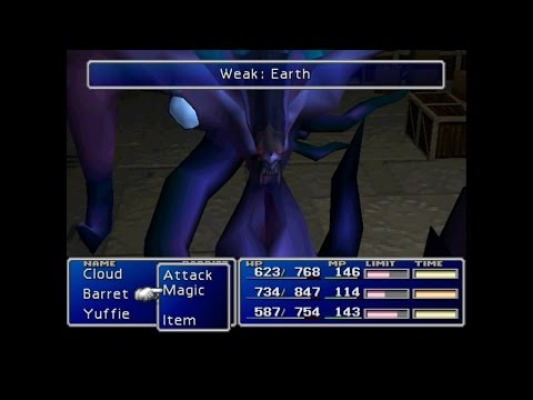 Final Fantasy VII - New Threat Mod v1.4 Playthrough, Part 15: Jenova-VECTOR & Costa del Sol