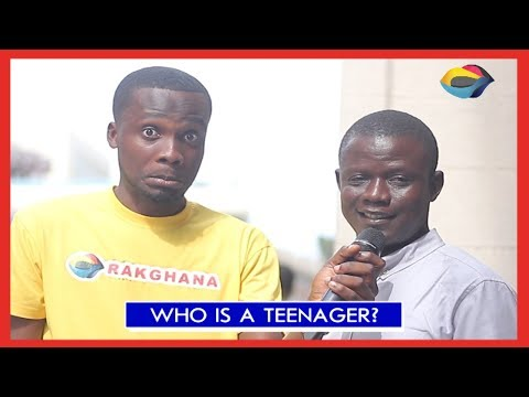 WHO IS A TEENAGER? | Street Quiz | Funny Videos | Funny African Videos | African Comedy