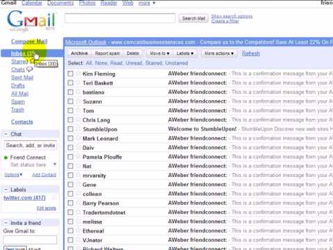 Adding RSS Feeds to Gmail : Gmail, Tumblr & More from YouTube · Duration:  1 minutes 21 seconds