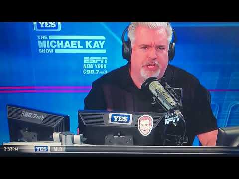 "123: Don La Greca|ESPN NY Radio|Work vs Family Life|""The Michael Kay Show"""