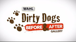 Wahl Pets Dirty Dogs Makeover