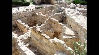 Иерусалим Старый город 3ч(В заключительной части моего фото-мьюзик альбома увидим самые раритетные достопримечательности, а точнее...., 2013-11-04T11:45:17.000Z)