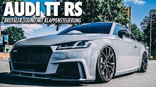 TIEF & LAUT! Verbesserte Klappensteuerung für Audi TT RS - Klappenauspuff Sound | Cete Automotive