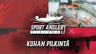 Kuhan Pilkintä - Sport Anglers Finland