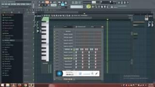 FL Studio Tabla Mix EDM
