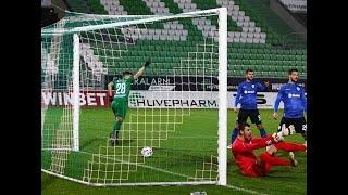 Лудогорец - Черно море 1:0 | XVI кръг - efbet Лига