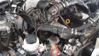 Установка qd32 на пикап Nissan MP300