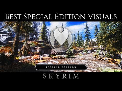 Skyrim sse best graphics options