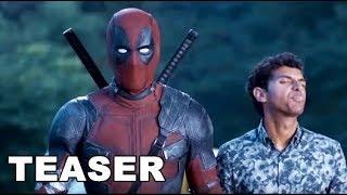 Deadpool 2 - Teaser Trailer Subtitulado 2018