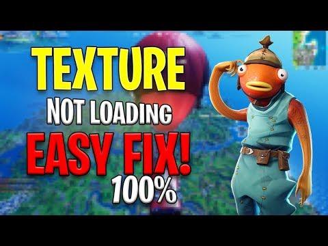 FIX Fortnite Texture Not Loading & Game Not Rendering...(Fortnite Chapter 2 Season 2)